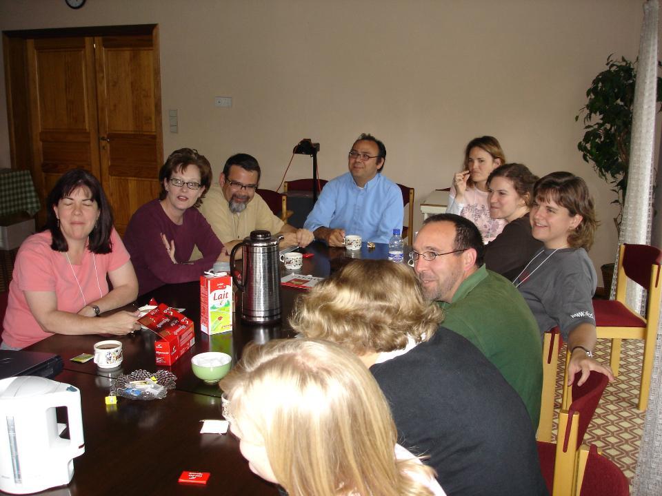 CSM 2005 staff mtg