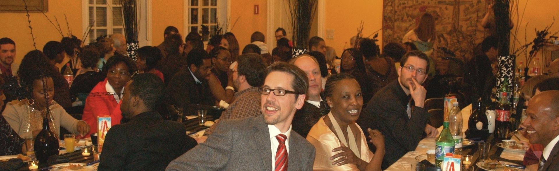 SFC Banquet crowd
