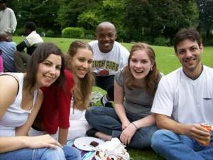 SFC Belgium picnic